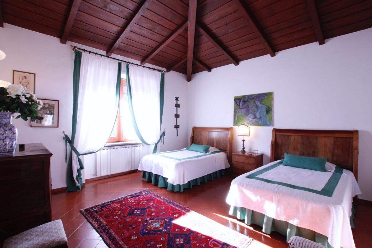 Una casa sul lago di bracciano maria laura berlinguer for Piani casa lago stile artigiano