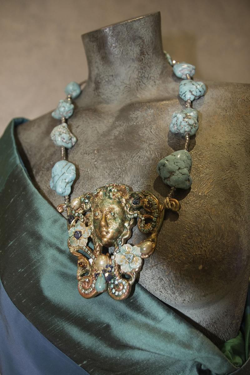 Marina corazziari gioielli maria laura berlinguer stile for Design gioielli