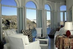 Villa Frisio - Ponza - Maria Laura Berlinguer Stile Italiano - Case Italiane in affitto e in vendita - vacanze italiane