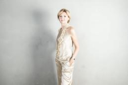 Aniello Galderisi - maria laura berlinguer - alta moda - couture - fashion - stile italiano - made in italy - fatto in italia moda donna - design - gioielli -
