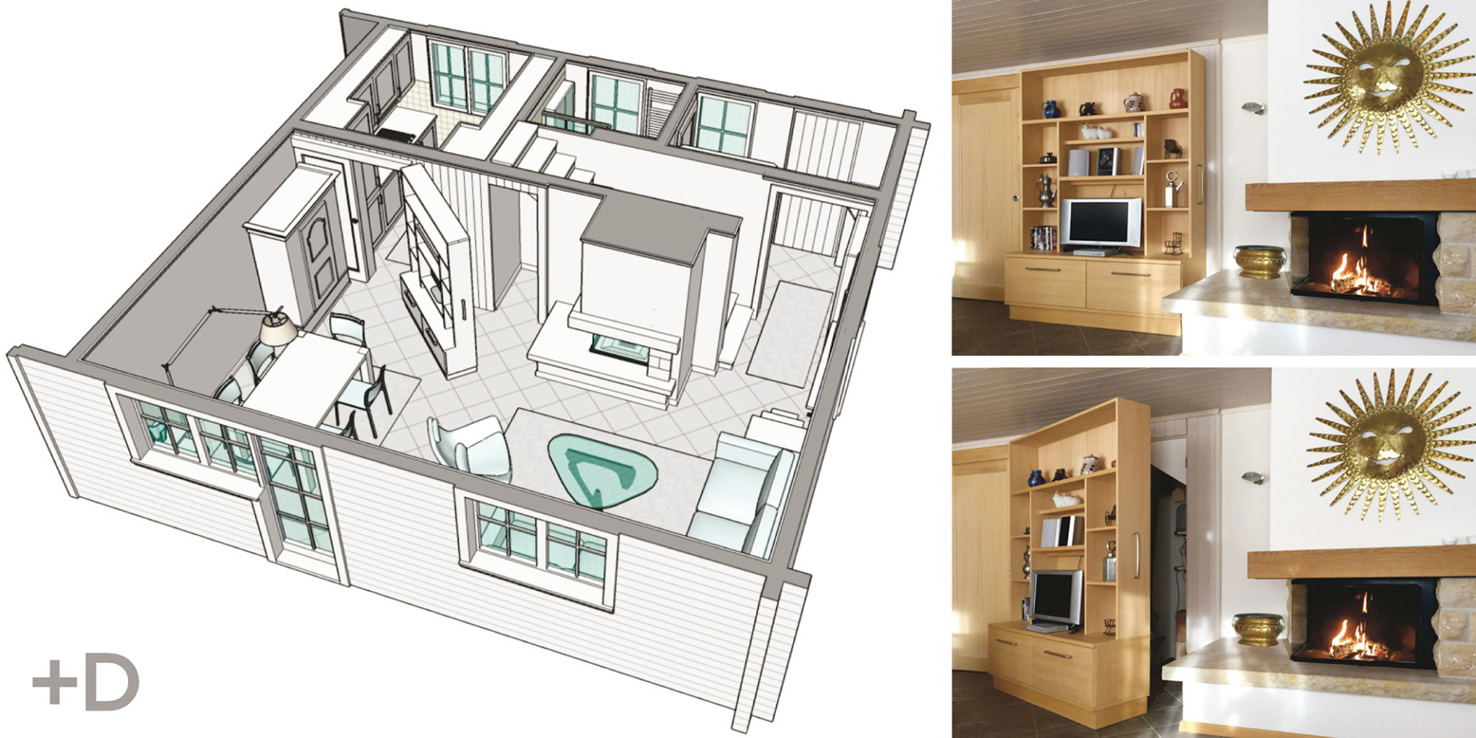 Transformable homes maria laura berlinguer italian style for Case in stile