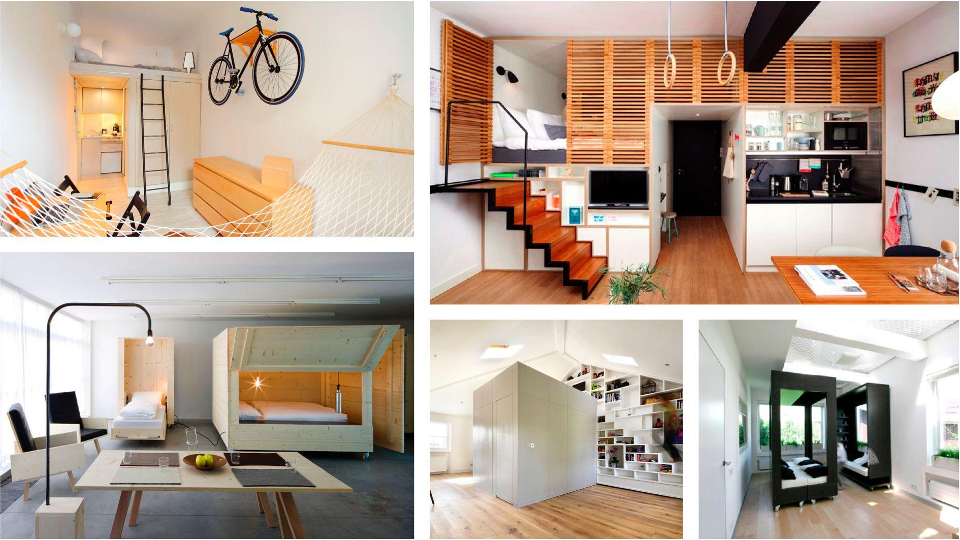 Le case trasformabili maria laura berlinguer stile for Abitazioni interni