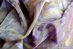 Organza dévoré - Maria Laura Berlinguer - Stile Italiano - Made in Italy - Case Italiane - Stile di Vita - Consigli e suggerimenti - Fashion - moda donna-