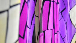 Tessuti Optical - Maria Laura Berlinguer - Stile Italiano - Moda Donna - consigli e suggerimenti - made in italy - fatto in italia - italian style - fashion - colors - paola vanacore couture - fabric