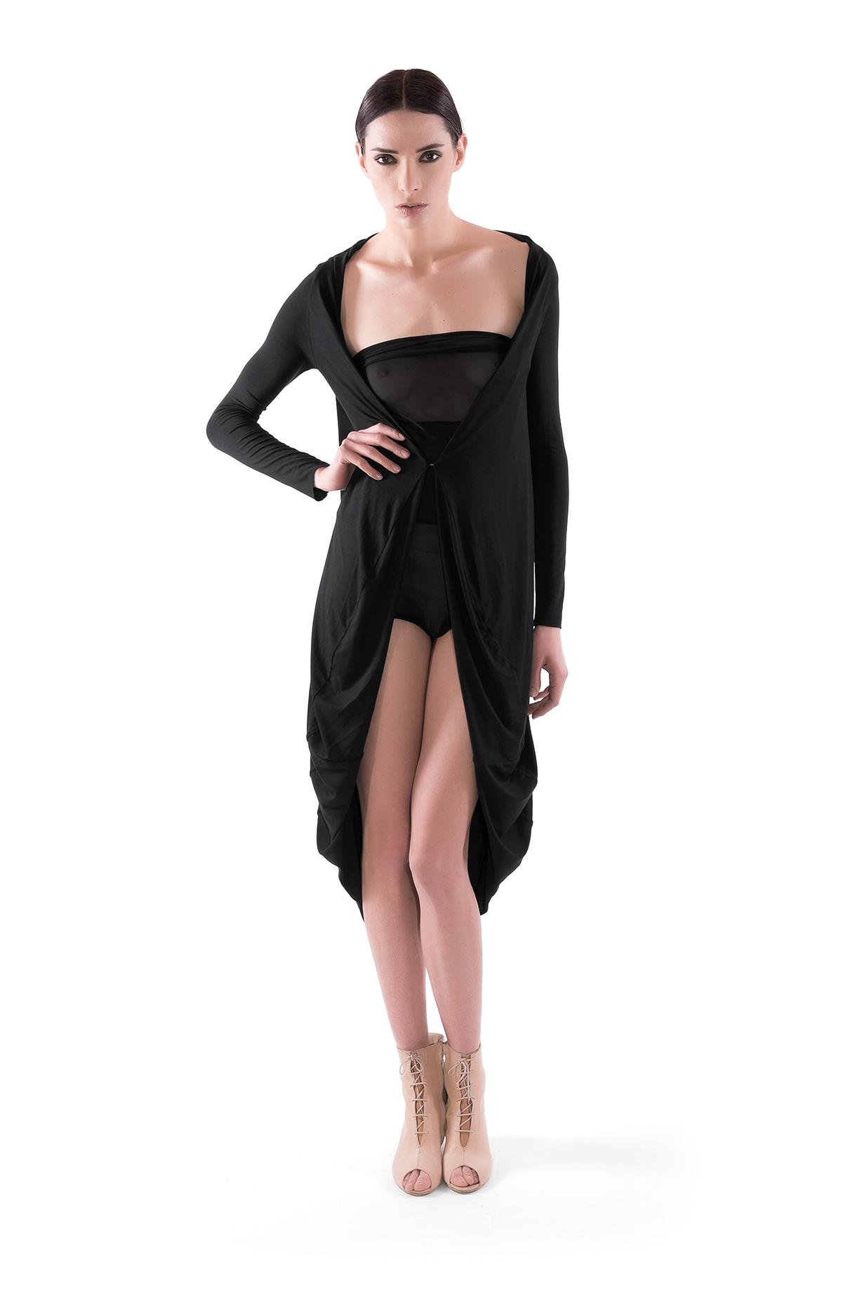 Lemuria A Unique Dress For Infinite Shapes Maria Laura Berlinguer