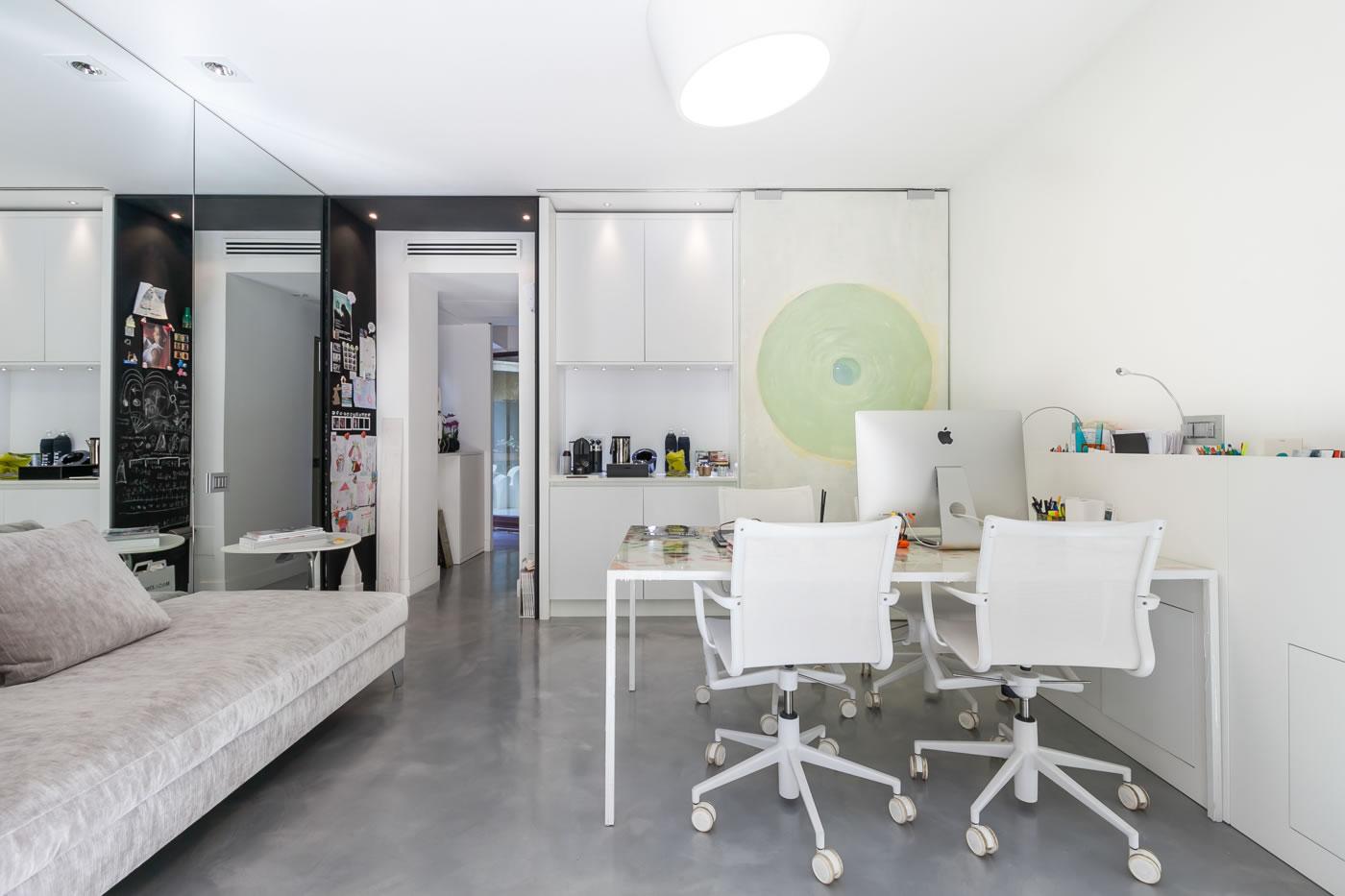 Organizzare Ufficio Vendite : Casa ufficio in vendita a roma maria laura berlinguer stile