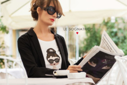 le sognatrici della sardegna - t-shirt - maria laura berlinguer - stile italiano - moda donna - fashion - made in italy - fatto in italia - shopping - style - italian style - blog