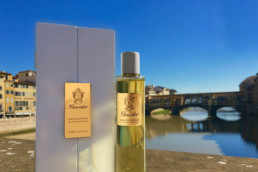 Giglio di Firenze Pineider PROFUMO - maria laura berlinguer - stile italiano - made in italy - donna - Caterina de Medici -blog