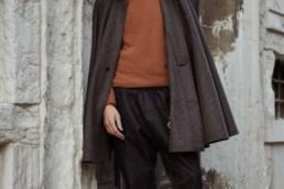 Il tabarro - sandro zara - maria laura berlinguer stile italiano - moda uomo - donna - fashion - shopping - shop - glamour - fatto in italia - tabarrificio veneto