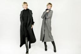 Cappotti Made in Italy - Ninali - Maria Laura Berlinguer - Stile Italiano - Fatto in italia - fashion - moda donna - abbigliamento - glamour