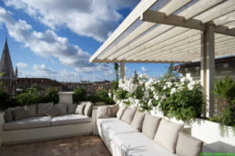 ristrutturare il terrazzo Andrea Spera Architetto - Maria Laura Berlinguer - Stile Italiano - made in Italy - Fatto in Italia - Consiglie e Suggerimenti - Design - Case