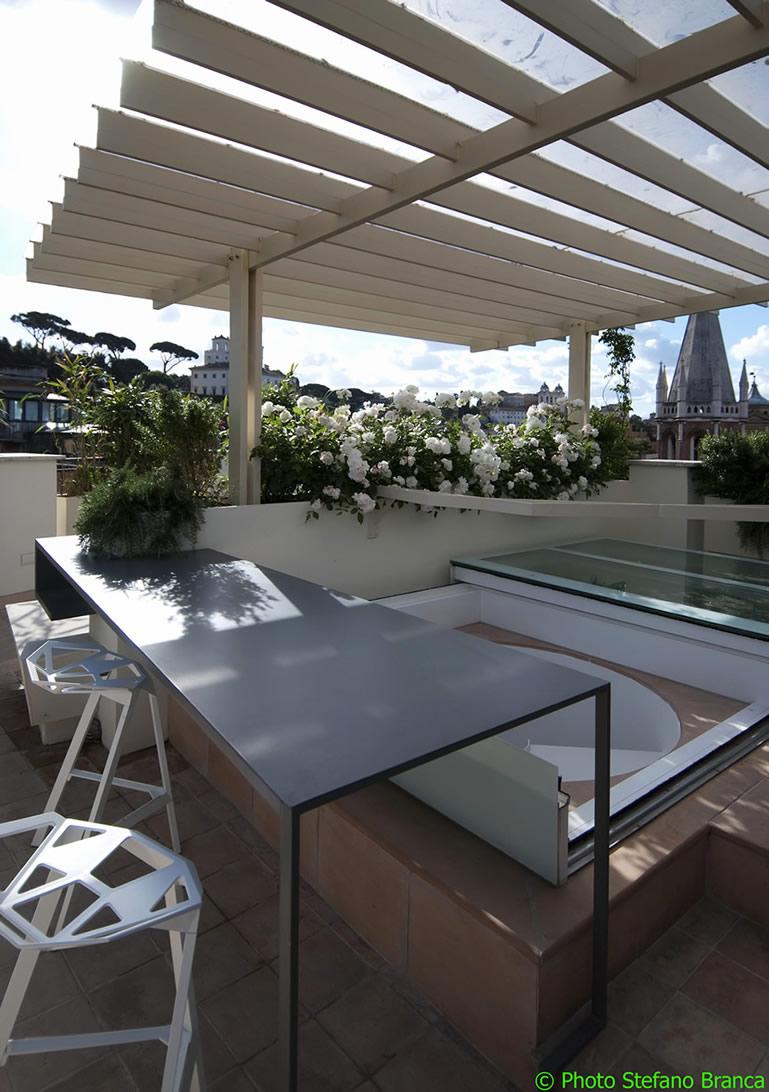 Best ristrutturare terrazzo contemporary design trends - Agevolazioni fiscali giardino 2017 ...