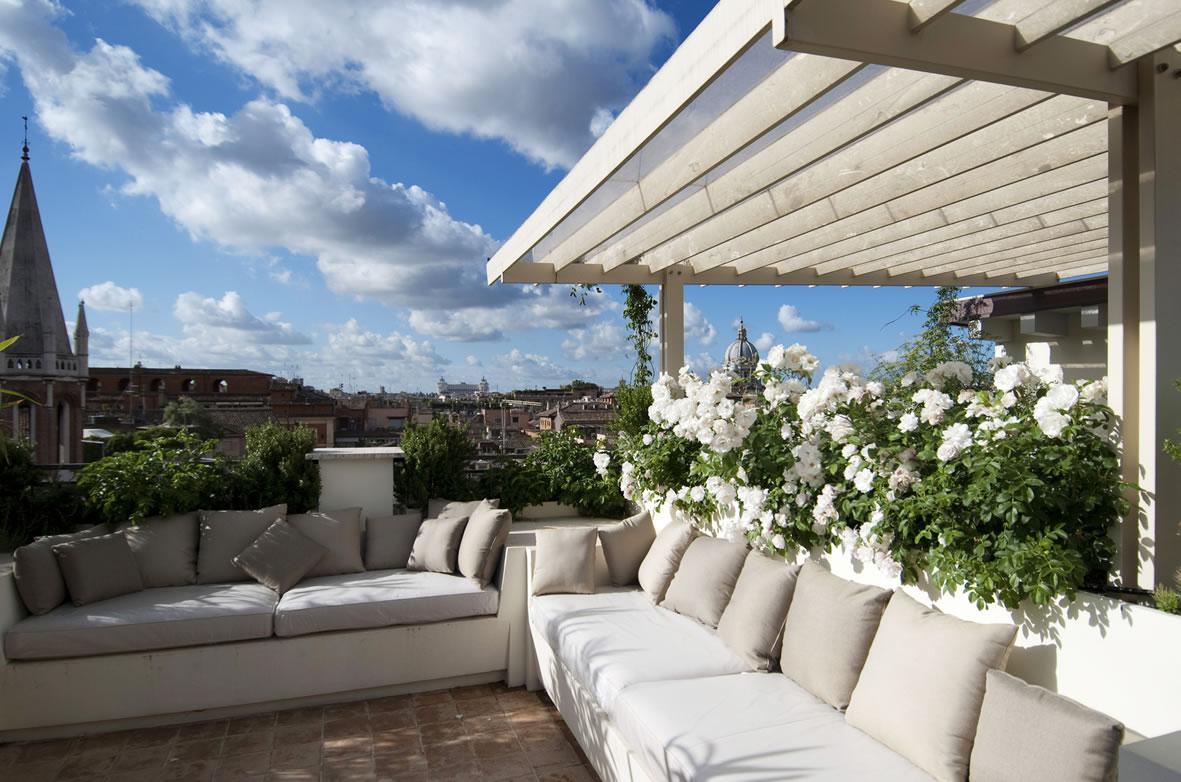 Ristrutturare il terrazzo di casa le idee e consigli di for Progetti per ristrutturare casa