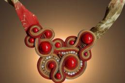 Gioielli Soutache di Stefania Cambule gioielli fatti a mano - maria laura berlinguer - stile italiano - made in italy - moda donna - fashion - glamour - arte - design