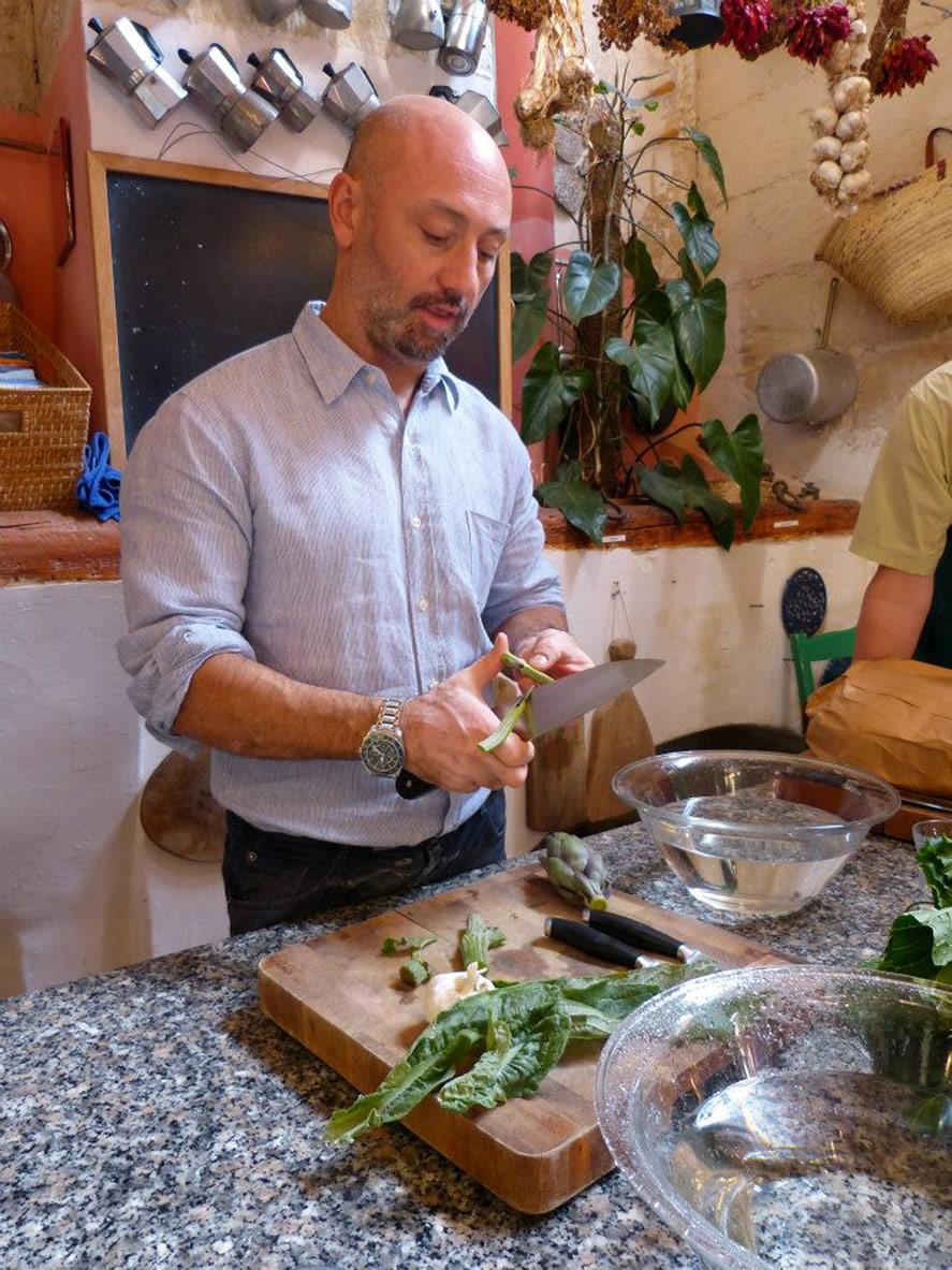 Scuola di cucina in salento the awaiting table cookery school - Scuola di cucina milano ...
