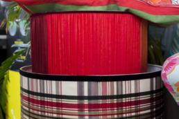 Gianna Tedeschini tappezzeria creativa made in italy - Maria Laura Berlinguer Stile Italiano - Made in Italy - Fatto in italia - Design - handmade - fatto a mano - artigiani italiani - arredamento