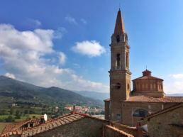 Vivere la Toscana - viaggi - vacanze - suggerimenti - maria laura berlinguer - stile italiano - made in italy