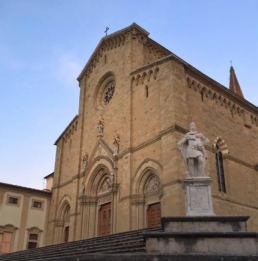 Vivere la Toscana - viaggi - vacanze - suggerimenti - maria laura berlinguer - stile italiano - made in italy Arezzo