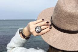 Nicola Scattarella gioielli anelli - Maria Laura Berlinguer Stile Italiano Made in Italy - Fatto in Italia Shop Moda donna uomo