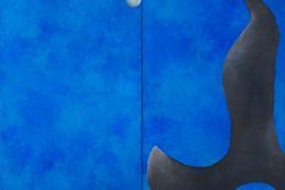 Paola Falconi Gabbiano nella Notte - Maria Laura Berlinguer Stile Italiano - Made in Italy - Fatto in Italia - arte - Design - Arts - Sculture - Artista