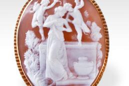Eredi Jovon Cammeo Italiano a Venezia - Maria Laura Berlinguer - Artigianato Italiano - Made in Italy - Fatto in italia - moda donna - accessorio - gioiello - arte - arts