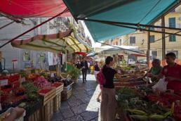 10 cose da vedere a Palermo - Maria Laura Berlinguer - Scoprire l'italia - made in italy - bellezze italiane - viaggi - consigli e suggerimenti - stile di vita -Mercato Vucciria