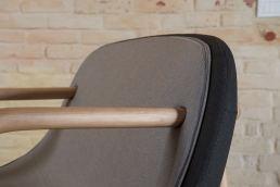 Infiniti, infinito valore del design - living - Maria Laura Berlinguer - Stile Italiano - artigianato italiano - artigiani - fatto in italia - sedie - sedute - poltrone - fashion - qualità italiana