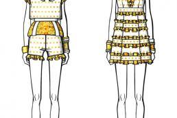 Piermichele Rosa design italiano nella moda - Maria Laura Berlinguer Stile Italiano - Made in Italy - fatto in italia - moda donna - fashion - creatività italiana 12