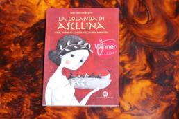libri per l'estate Rosa Tiziana Bruno – La locanda di Asellina - Maria Laura Berlinguer stile italiano - made in italy - fatto in italia - shop - racconti e storie - uomo - donna -