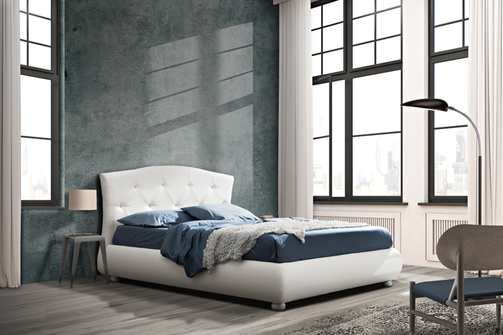 Letti Design.Artigiana Letti Beds Made In Italy Design Meets Quality Sleep