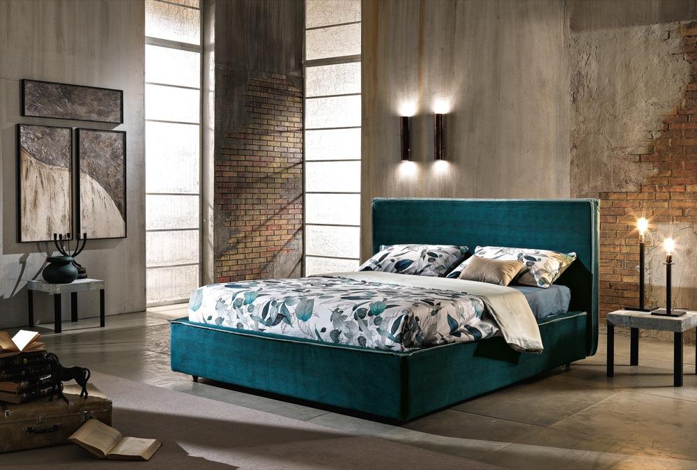 Artigiana letti letti made in italy il design incontra for Bruschi arredamenti