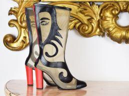 Marzia Di Sceglio - Maria Laura Berlinguer - Stile Italiano - Calzature di lusso - scarpe artigianali - moda donna - fashion - glamour - made in italy - artigianato italiano