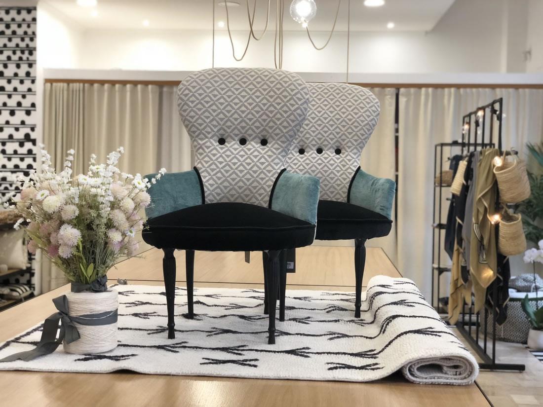 Il design tessile di caterina quartana arredare con i for Sito arredamento design
