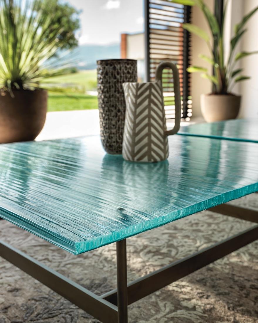 Fiam italia la nascita del design con il vetro nel mondo for Sito arredamento design