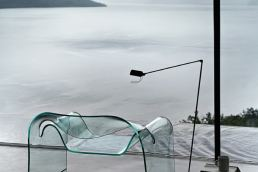 Fiam Italia Vittorio Livi - Vetro Design living - Maria Laura Berlinguer - Stile Italiano - Made in Italy - Fatto in italia - artigianato arredamento - Glas
