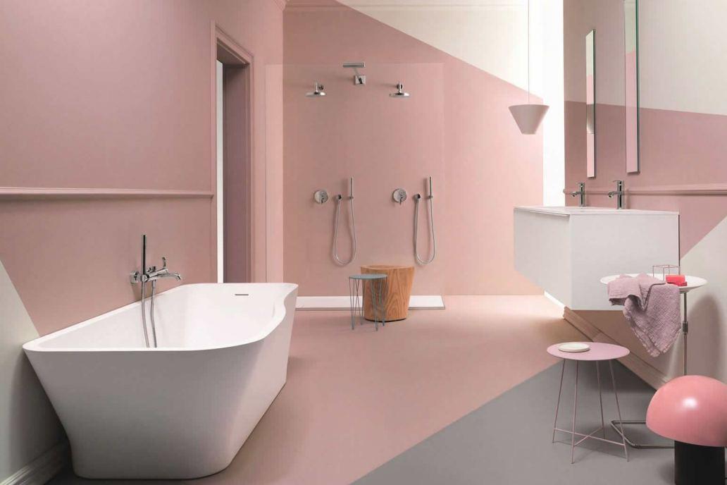 Vasca Da Bagno Zucchetti : Zucchetti kos the made in italy world of bathrooms