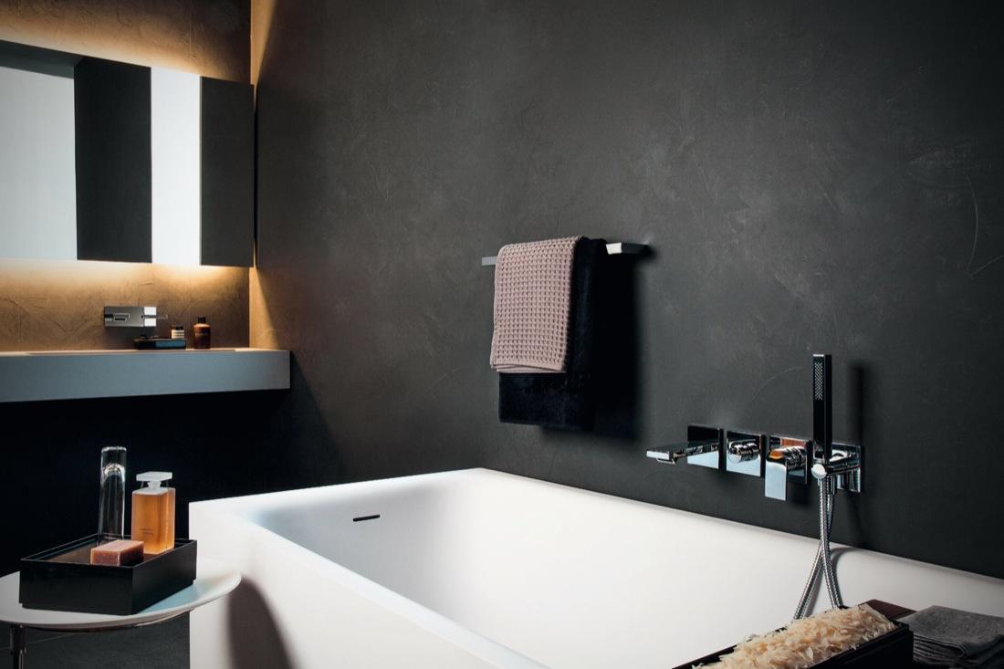 Vasca Da Bagno Zucchetti : Zucchetti kos il design made in italy per il bagno