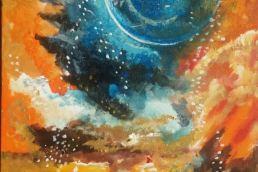 Daniele Chiovaro - artista - Maria Laura Berlinguer Stile Italiano - Made in Italy - Quadri artista - fatto in italia - art - dipinti
