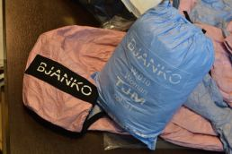 Bjanko Milano jacket borse accessori tecnofibra Tyvek impermeabile moda donna - uomo - Maria Laura Berlinguer Stile Italiano - made in italy fatto in italia fashion