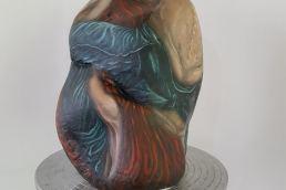 Maria Teresa Sabatiello Arte su pietra - Maria Laura Berlinguer Stile Italiano - Made in Italy - art - artigianato italiano - design