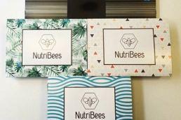 NutriBees delivery intelligente - Maria Laura Berlinguer Stile Italiano - fatto in italia - made in italy - food Giovanni Menozzi - Mario Villani