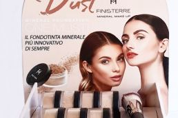 Trucco Minerale -  Finis Terre - cosmetici naturali - Maria Laura Berlinguer - Trucco donna - cosmesi - fashion - cosmetici naturali - made in italy - fatto in italia