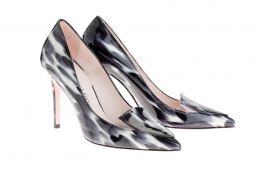 Maristella Bianco scarpe bon ton - scarpe moda donna - maria laura berlinguer stile italiano made in italy fatto in italia artigianato - fashion glamour-