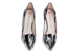 Maristella Bianco scarpe bon ton - scarpe moda donna - maria laura berlinguer stile italiano made in italy fatto in italia artigianato - fashion glamour
