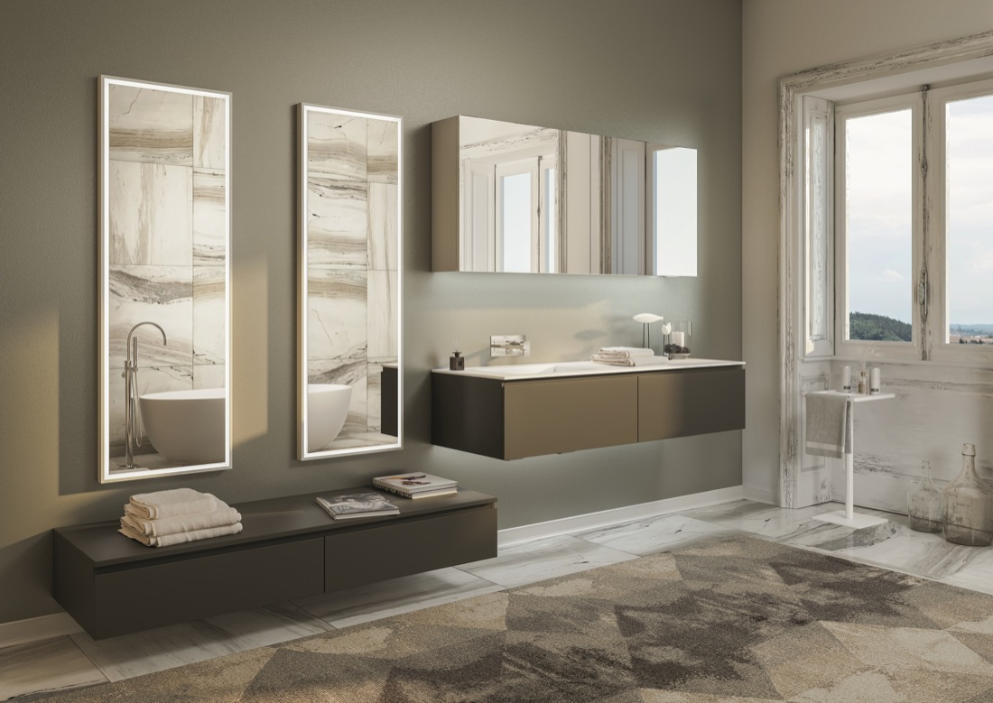 Moma design il design made in italy per il bagno for Design made in italy