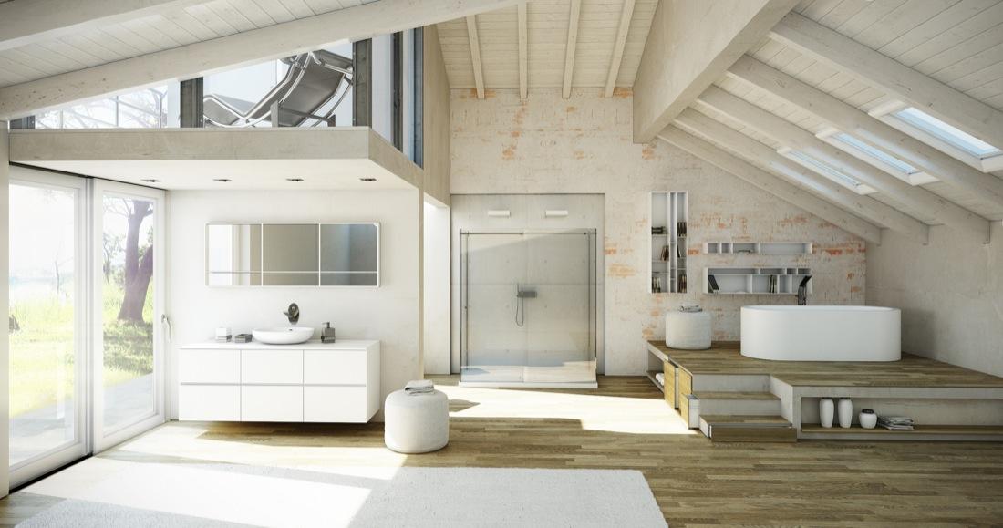 Moma design custom bathroom solutions made in italy