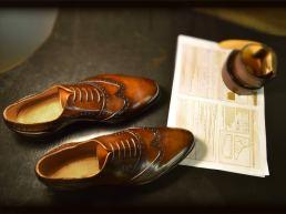 Alfio Bruschi calzature made in italy - scarpe - fatto in italia - maria laura berlinguer stile italiano - moda uomo - scarpe uomo su misura - artigianato italiano - qualità artigianale