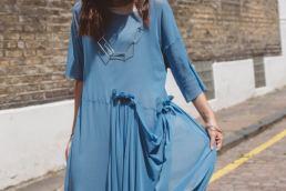 abiti trasformabili clotilde - moda donna - maria laura berlinguer stile italiano made in italy fatto in italia design fashion - artigianato italiano