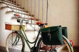 BBR Borse Bici Resnati il Made in Italy per la bicicletta - accessori bike shop maria laura berlinguer stile italiano fatto in italia artigianato