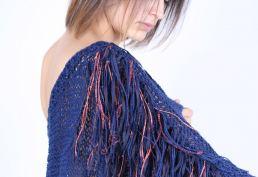 Of Handmade maglieria Made in Italy moda donna - maria laura berlinguer stile italiano fatto in italia maglie maglioni chic glamour fatto in italia fashion